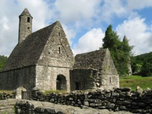 glendalough-monastic-church