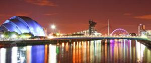 glasgow-skyline-night