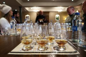 tasting-tour-bushmills-glasses-oldest-distillery-Ireland-world