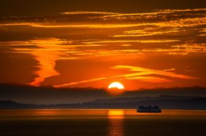 port-townsend-ferry-sunrise